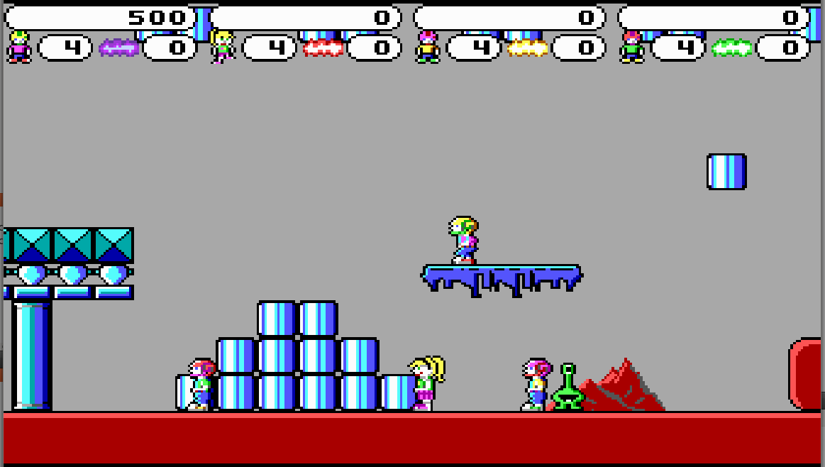 Commander Genius Keen4 - Galaxy